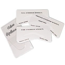 Urban Apothecary Cheat Sheet Eyebrow Stencil Kit